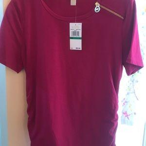 Michael Kors Tops - Michael Kors cropped shirt